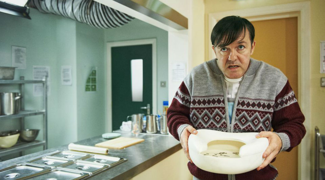 Ricky Gervais is Derek
