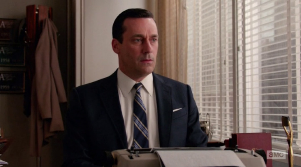 Mad Men - The Monolith